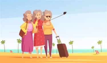 趣味は「旅行」の私が格安なのに豪華な旅行になる方法をまとめてみました!